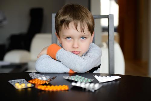 Antibiotika pre deti