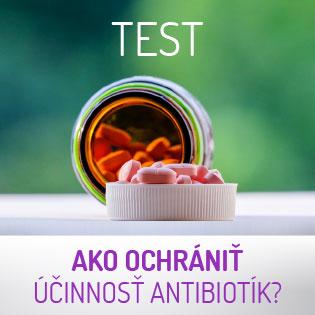 Viete ako môžete ochrániť účinnosť antibiotík?