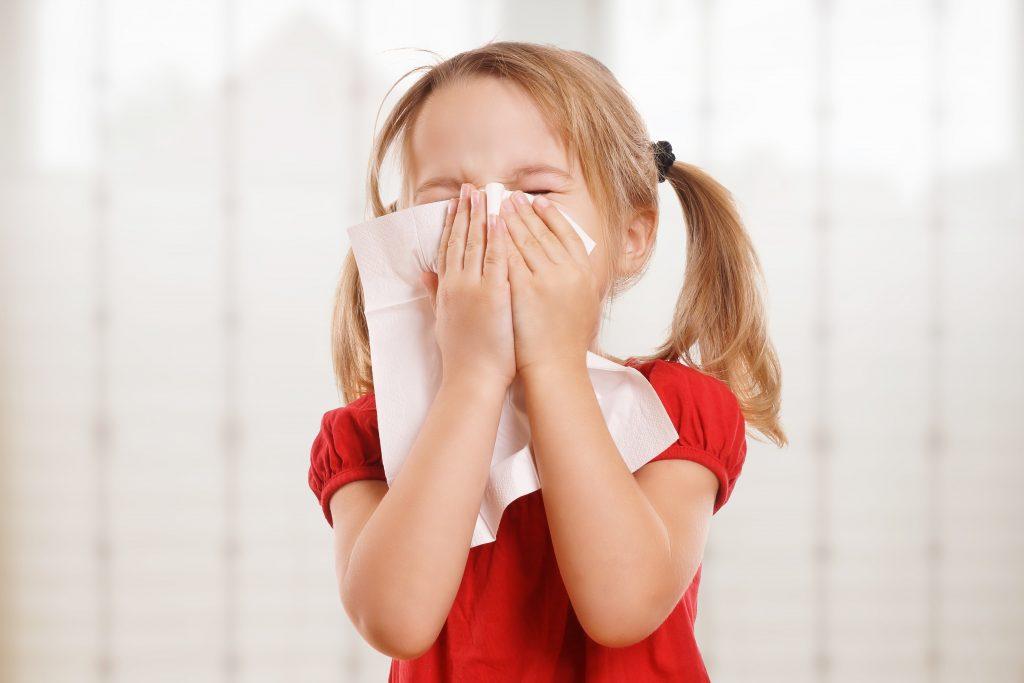 ochorenia u detí