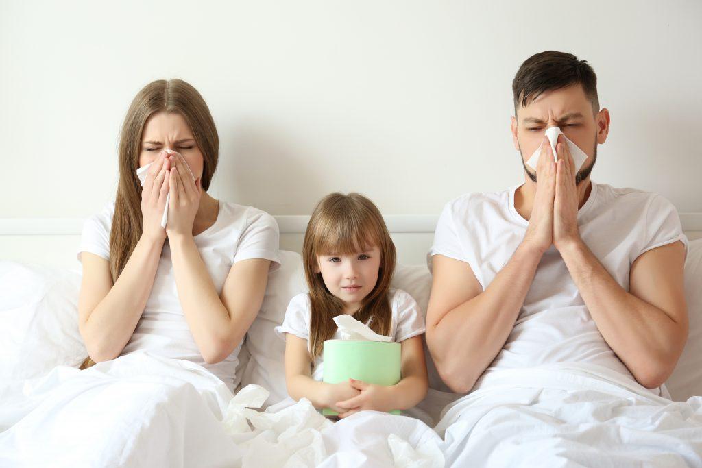 Ochorenia dýchacích ciest