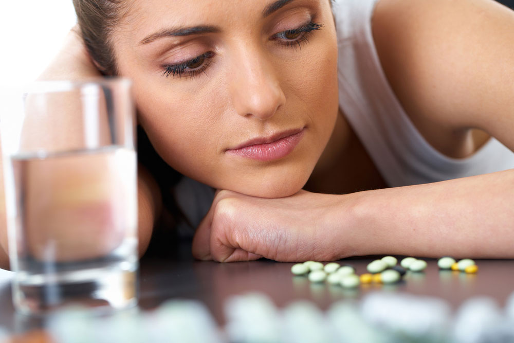 užívanie antibiotík