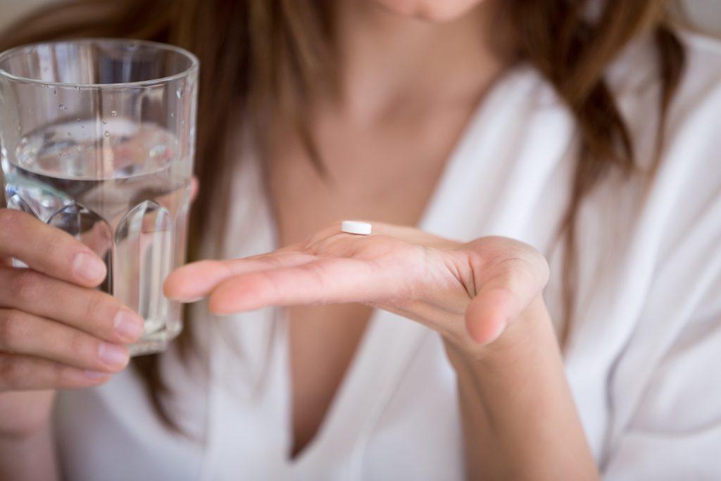 lieky na príznaky prechladnutia