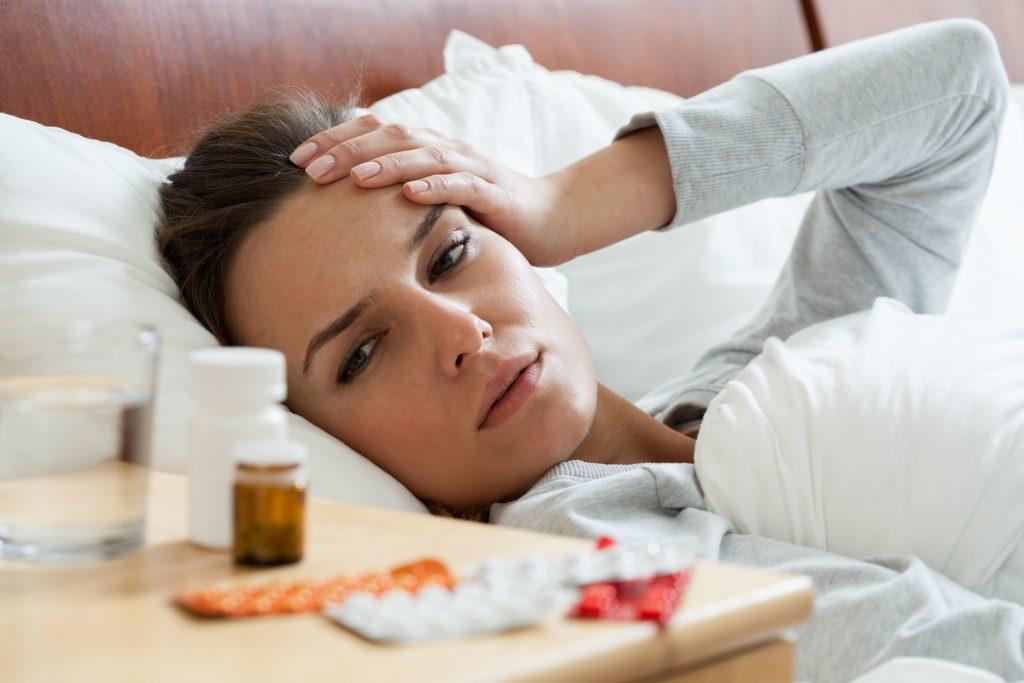 Príznaky zápalu trojklanného nervu