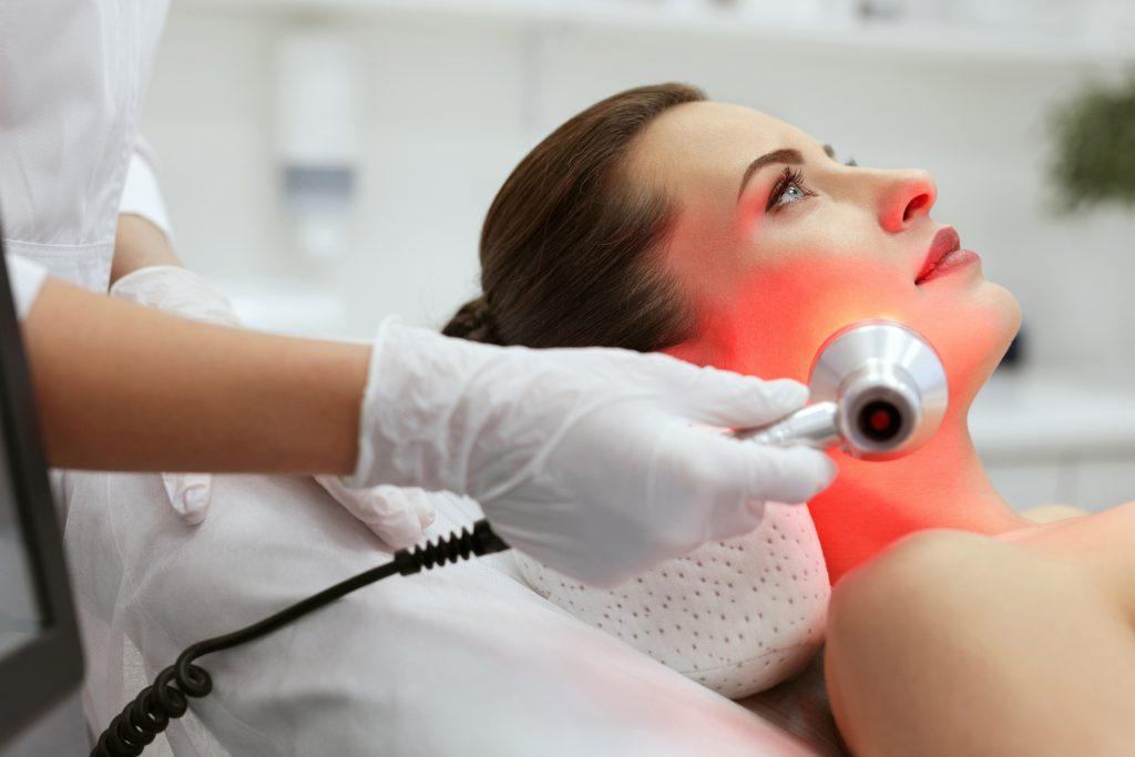 liečba zápalu – biolampa