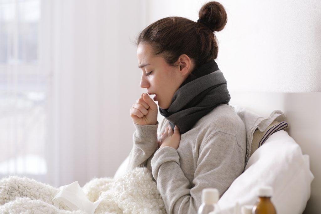 Atypický zápal pľúc – príznaky