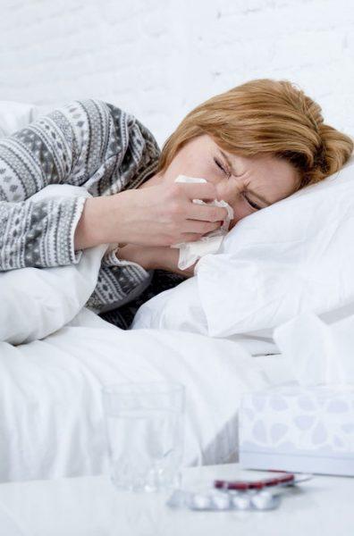 Zápaly dýchacích ciest nepodceňujte!